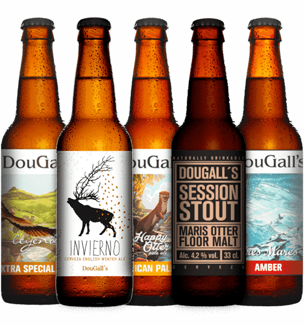 DouGall's Pack Invierno