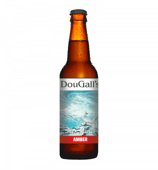 DouGall's Tres Mares Amber Ale