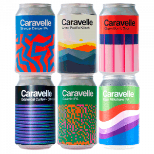 Caravelle Brewery Pack