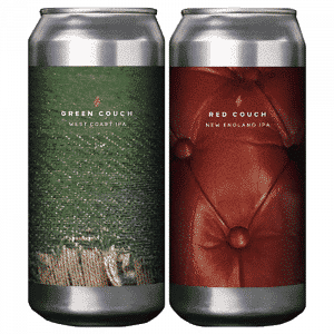 Garage Beer Couch Pack | West Coast IPA + NEIPA