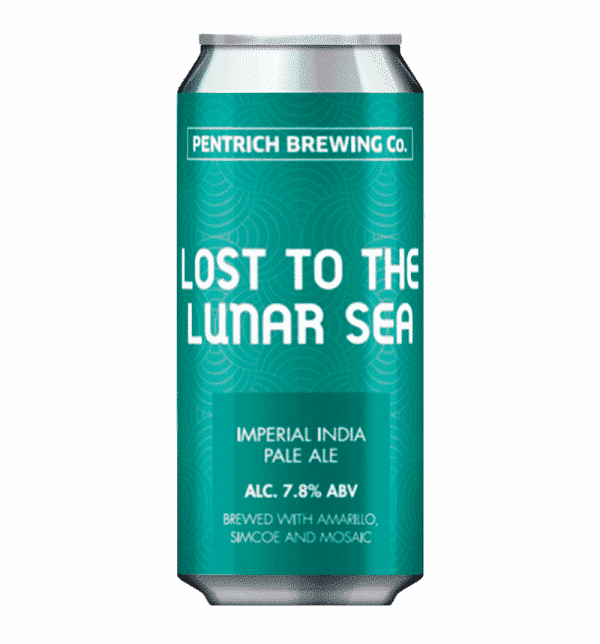Pentrich Lost To The Lunar Sea Imperial IPA