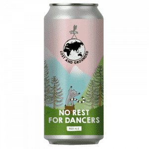 Lost And Grounded No Rest For Dancers Red Ale