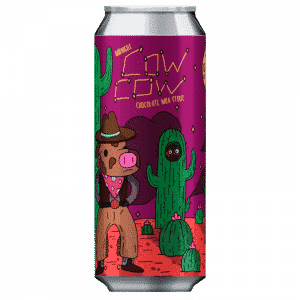 The Brewing Projekt Midnight Cow Cow Sour