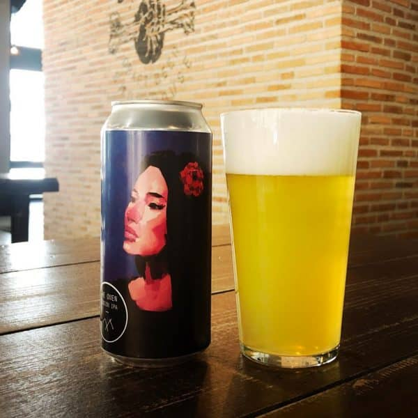 Animus Brewing The Omen Session IPA