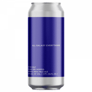 Cerveza Other Half All Galaxy Everything Imperial IPA