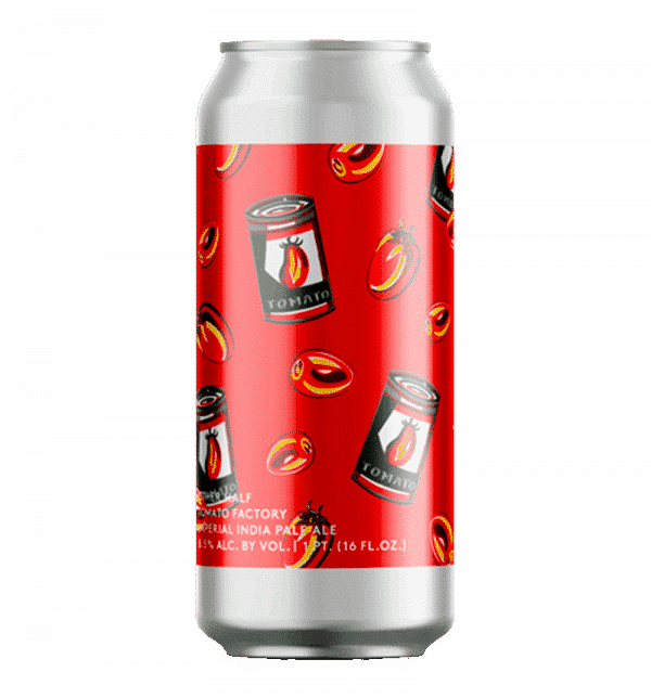 Cerveza Other Half Tomato Factory Imperial IPA