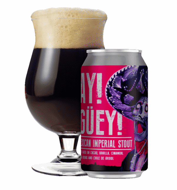 Yria Ay Güey! Mexican Imperial Stout